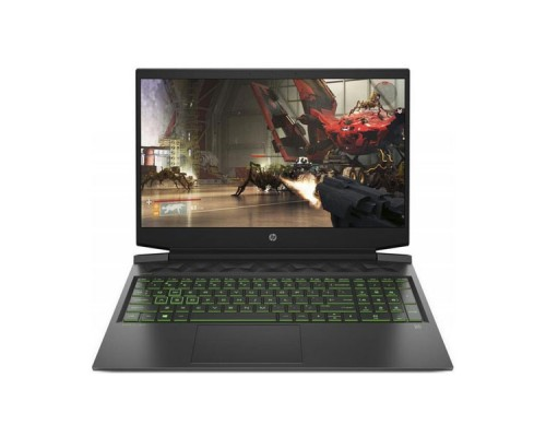 Ноутбук HP Pavilion Gaming 16-a0004ur (15D26EA)