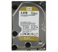 Купить HDD 2Tb Western Digital WD2005FBYZ по лучшей цене в Алматы