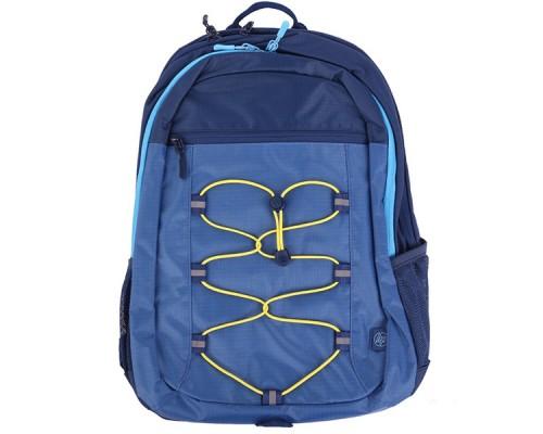 Сумка для ноутбука HP 1LU24AA Active Blue/Yellow Backpack