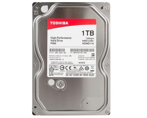 HDD 1Tb TOSHIBA HDWD110UZSVA