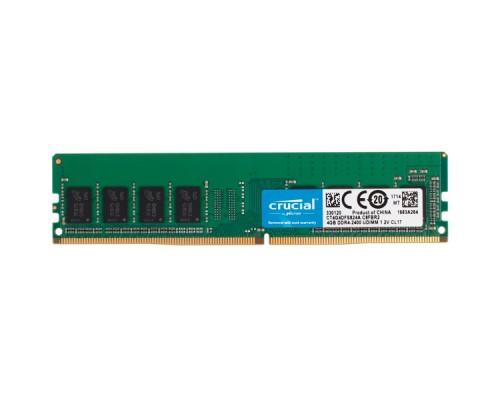 Оперативная память 4Gb DDR4 Crucial CT4G4DFS824A