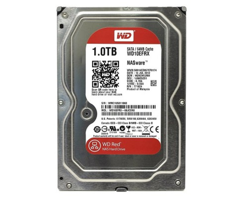 HDD 1Tb Western Digital WD10EFRX