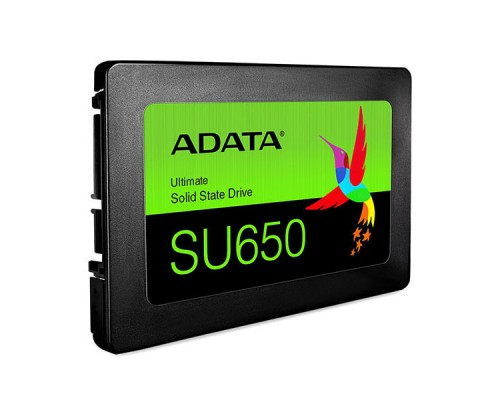 SSD 480Gb ADATA ASU650SS-480GT-R