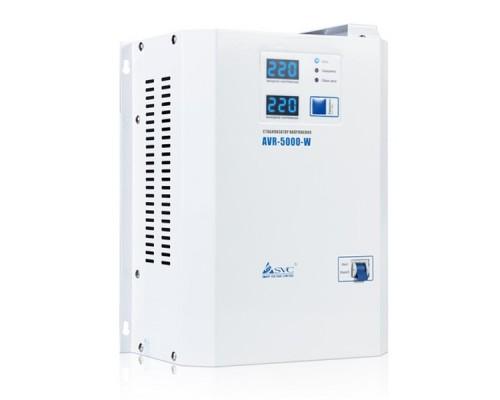 Стабилизатор (AVR) SVC AVR-5000-W