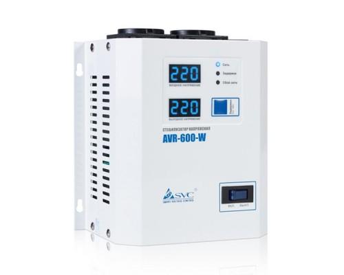 Стабилизатор (AVR) SVC AVR-600-W