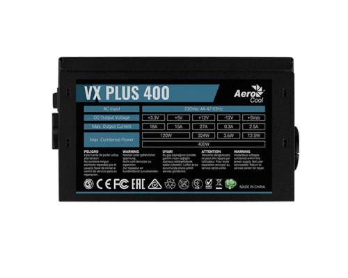 Блок питания Aerocool VX PLUS 400