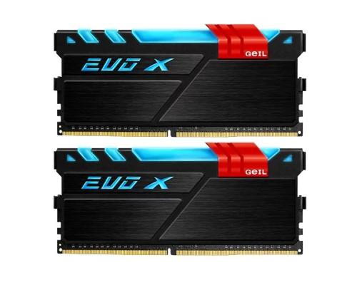 16GB (2x8GB) GEIL DDR4 2400MHz GEX416GB2400C16DC