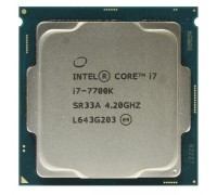 Процессор Intel Core i7 7700K