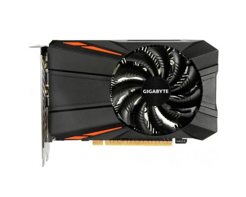 Видеокарта 4GB GIGABYTE GTX1050TI GV-N105TD5-4GD