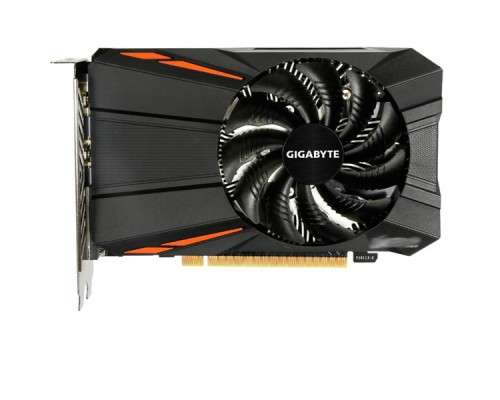 Видеокарта 2Gb Gigabyte GTX1050 GV-N1050D5-2GD