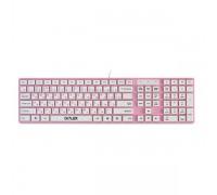 Клавиатура проводная Delux DLK-1000UP