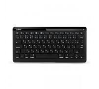 Клавиатура беспроводная Delux DLK-2001GB черный