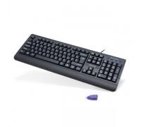 Клавиатура проводная Delux DLK-6010TB черный