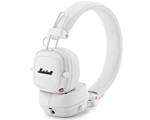 Наушники Marshall Major III Bluetooth, белый 04092188