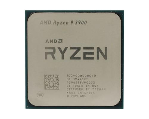 Процессор AMD Ryzen 9 3900 OEM (100-000000070)