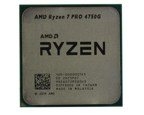 Процессор AMD Ryzen 7 PRO 4750G TRAY
