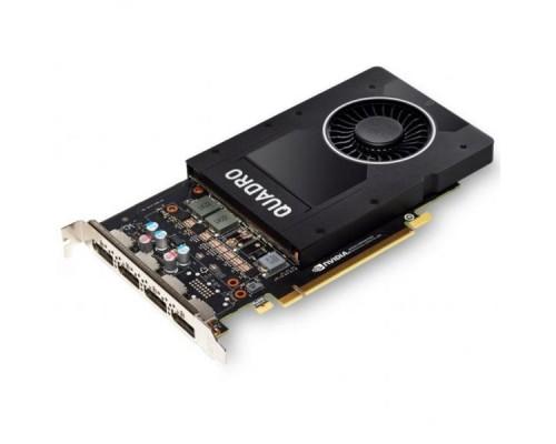 Видеокарта HP NVIDIA Quadro P2200 (6YT67AA)