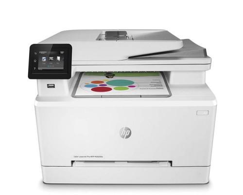 МФУ HP Color LaserJet Pro MFP M283fdn (7KW74A)