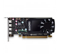 Видеокарта ASUS Quadro P620 2GB (90SKC000-M43AN0)