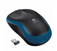 Мышь беспроводная Logitech M185 Blue
