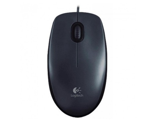 Мышь Logitech M100 Grey