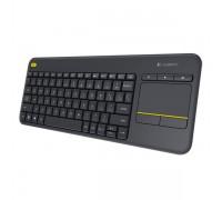 Клавиатура беспроводная Logitech K400 Plus (920-007147)