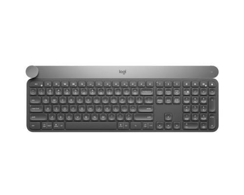 Клавиатура беспроводная Logitech Wireless Keyboard CRAFT (920-008505)