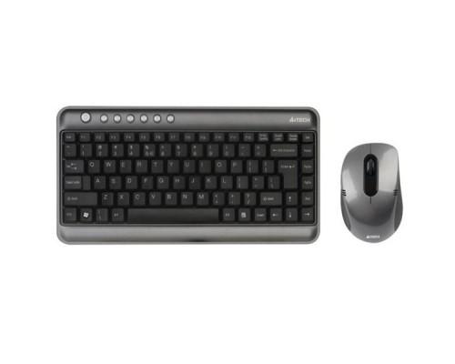 Клавиатура+мышь беспроводная A4tech 7300N