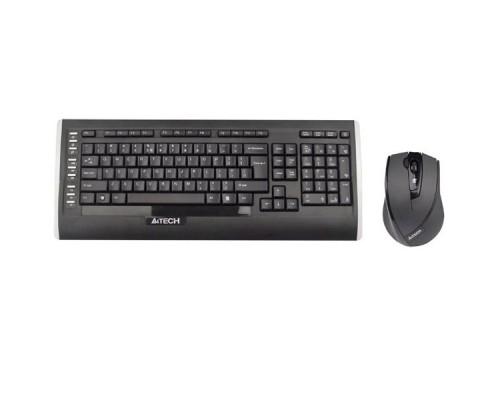 Клавиатура+мышь беспроводная A4tech 9300F