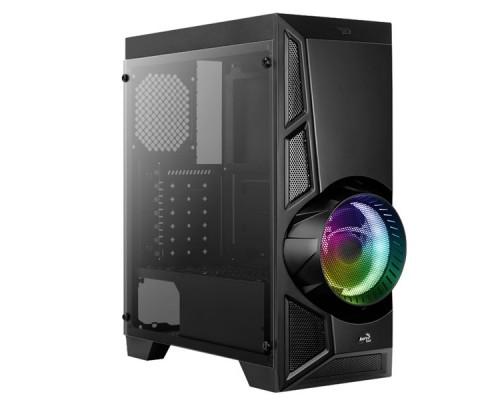 Корпус, Aerocool, AeroEngine RGB-G-BK-v2