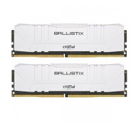 Оперативная память 16GB KIT (2x8Gb) Crucial Ballistix Desktop Gaming Memory Wite BL2K8G26C16U4W