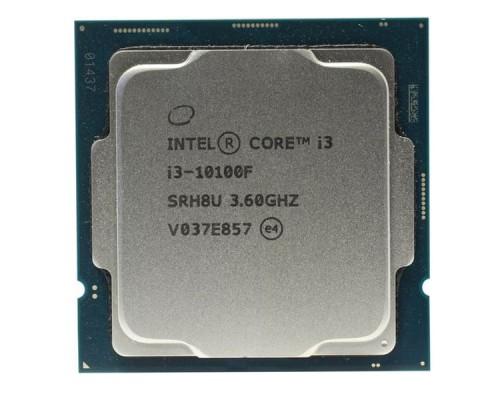 CPU Intel Core i3-10100F OEM