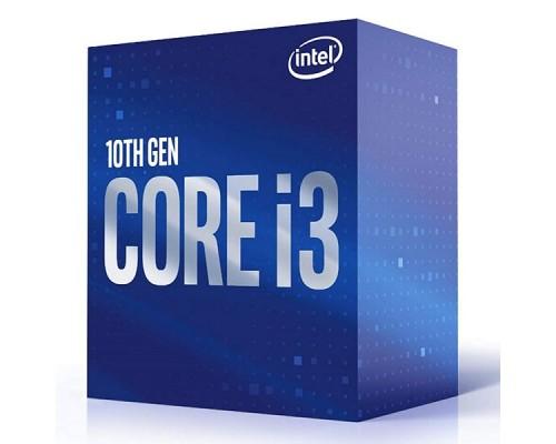 CPU Intel Core i3-10100F BOX