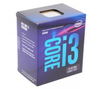 CPU Intel Core i3 8100 BOX