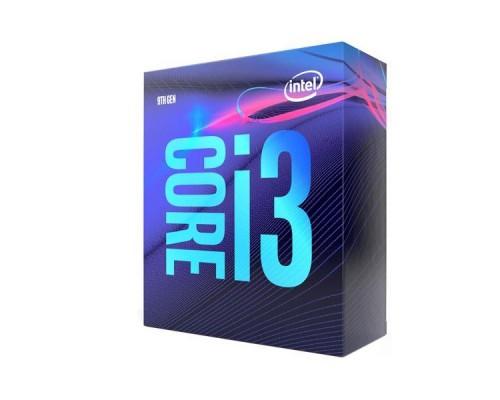 CPU Intel Core i3 9100 BOX