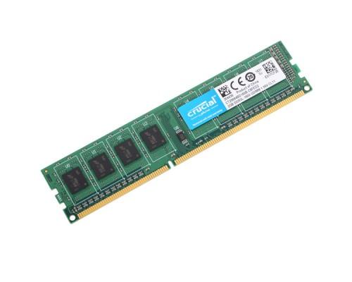 Оперативная память 8GB DDR4 2400 MHz Crucial CT8G4DFS824A