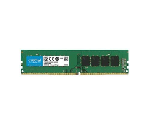 Оперативная память  4Gb DDR4 3200MHz Crucial CT4G4DFS632A