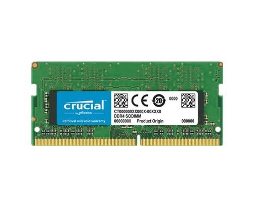 Оперативная память для ноутбука 4Gb Crucial CT4G4SFS8266
