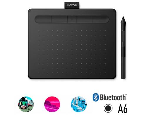 Графический планшет, Wacom, Intuos Small Bluetooth (CTL-4100WLK-N)