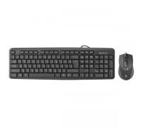Комплект проводной клавиатура+мышь Defender Dakota C-270 RU