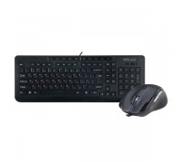 Комплект Клавиатура + Мышь, Delux, DLD-6220OUB