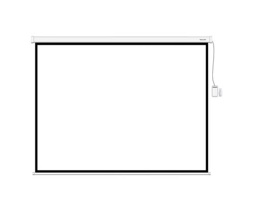 Экран моторизированный (с пультом Д/У), Deluxe, DLS-ERC305W