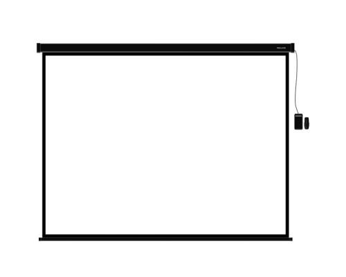 Экран моторизированный (с пультом Д/У), Deluxe, DLS-ERC406х305B