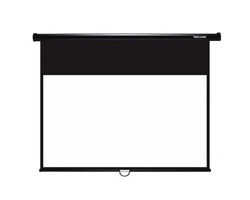 Экран механический Deluxe DLS-M229-185W