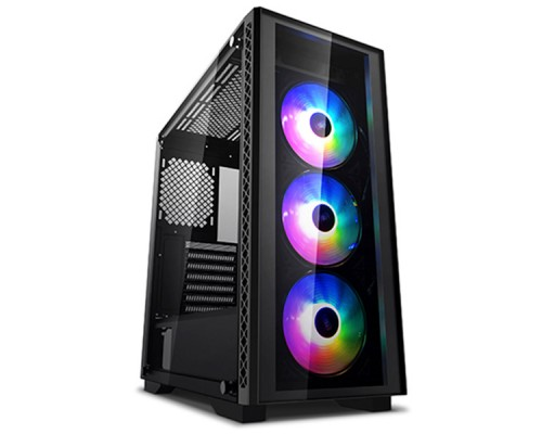 Корпус Deepcool, MATREXX 50 ADD-RGB 3F (DP-ATX-MATREXX50-AR-3F-US)