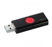 USB Флеш 64GB 3.0 Kingston DT106/64GB черный