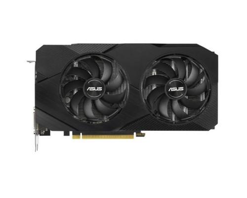 Видеокарта ASUS GeForce GTX1660S (DUAL-GTX1660S-6G EVO)