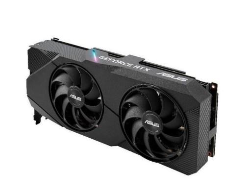 Видеокарта ASUS GeForce RTX2060 SUPER EVO OC Edition (DUAL-RTX2060S-O8G-EVO-V2)