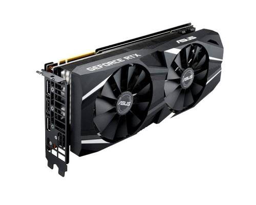 Видеокарта ASUS GeForce RTX2080Ti DUAL-RTX2080TI-O11G