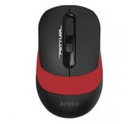 Мышь беспроводная A4tech FG-10-BLACK/RED